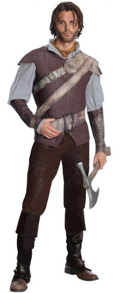 The Huntsman Adult Costume Costume Extra 20% off discount! Get this Halloween costume and all Halloween products found in the Social Media Exclusive section for an extra 20% off with code use. CODE: SLASHER2012 EXPIRES: October 27th VISIT: http://www.trendyhalloween.com/social-media-exclusives-C398.aspx?afid=15