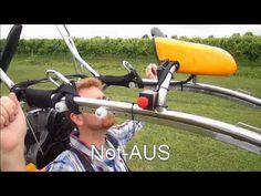 Kobra KiloDUO Doppelsitzer Motorschirm Trike