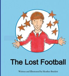 This is a story about a boy named Ryan who has one hell of a kick! Written and illustrated by Heather Burdett. For children ages Welsh Language, Working Together, Working With Children, Boy Names, Book Publishing, A Team, Novels, Lost, Football