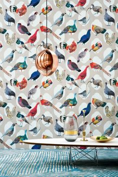 Pierre Frey Haute Cour Behang Ontdekt U Hier - Luxury By Nature Print Wallpaper, Animal Wallpaper, Pierre Frey Fabric, Custom Carpet, Inspirational Wallpapers, Textiles, Printed Linen, Painted Paper, Wall Treatments