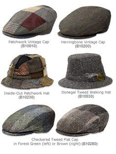 46f30f26473 Hats - Irish Haberdasher Fisherman s Hat