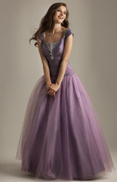 Prom... or you could double and wear it to the Renaissance Festival!