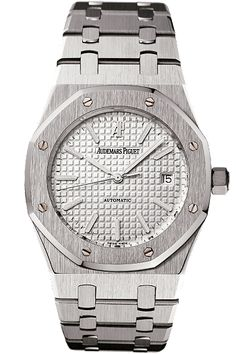 Audemars Piguet Royal Oak. Still deciding between this one and the black one...