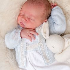 Baby Boy Knit Sweater - Harrison Newborn Collection | Cute Baby Clothing