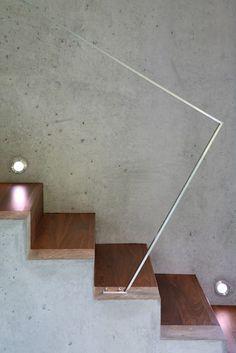 Concrete and glass modern / Attilio Panzeri