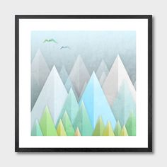 Graphic 55 Art Print