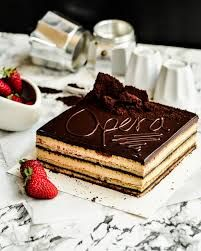 Image result for opera cake