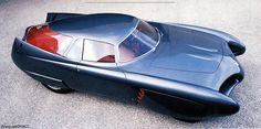 1953 Alfa-Romeo BAT5 concept by Bertone