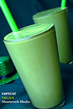 This shamrock shake is gonna rock your world! It's thick, creamy, rich, sweet, and minty – all the things you love about the much anticipated St. Patty's Day treat. Unlike McD&#82…