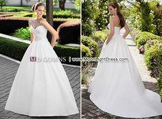 Wedding Dress Style(D1103)_ES_Wedding Dresses_MoonLightDress.com - Powered by MoonLightDress.com
