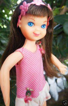 Vintage Tutti Barbie Doll   eBay