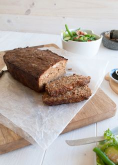 Indonesian meatloaf | in my Red Kitchen