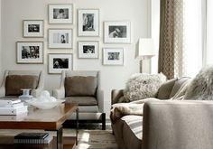 Living Room. Modern Living Room. #LivingRoom