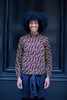 Nash Prints It, la marque spécialisée en chemises wax - Pagnifik