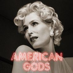 American Gods (Media as Marilyn Monroe)