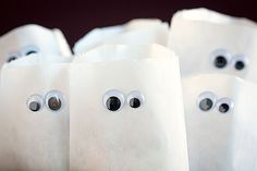 "Ghost ""Boo"" Bags 