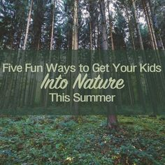 Five Fun Ways to Get