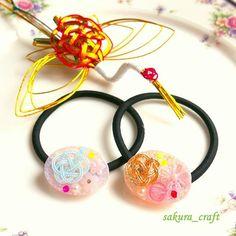 【sakura_craft2291】さんのInstagramをピンしています。 《* * 年の瀬ですね☆*。 2016年は、皆様と出会えて本当に幸せな一年でした♡ありがとうございました😊 どうぞ良いお年をお過ごしください🌸 * * * * * #hairaccessories #japanese #handmade #flower #ponytailholder #deco #happy #craft #create #floral #pretty #acrylic #acrylicresin #resin #kimono #着物アクセサリー #和 #和風 #coffeebreak #coffeetime #レジンアクセサリー #レジン #ハンドメイド #簪 #ヘアゴム  #和紙 #桜 #cherryblossom #水引 #starbucks》