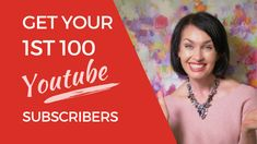 How to get your first 100 Youtube Subscribers | Lucy Griffiths Lucy Griffiths, How To Start A Blog, How To Get, Youtube Subscribers, Body Confidence, Blog Topics, Platforms, You Got This, The 100