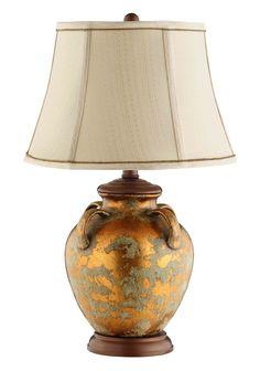 copper home decorative items aged copper jug ceramic table lamp item id sw 90035 review - Decorative Items For Home