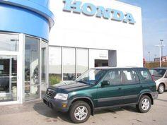 2001 Honda CRV we had this car from college until recently, his name was Mr. Green Bean. #HondaCRV #honda #hondaisbest