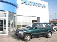 2001 Honda CRV we had this car from college until recently, his name was Mr. Green Bean. #HondaCRV #honda #hondaisbest