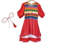 sonet în alb și roșu  #mărțișor #martenitsa #babamarta #мартинка #μάρτης Bell Sleeves, Bell Sleeve Top, Dresses With Sleeves, Long Sleeve, Women, Fashion, Moda, Sleeve Dresses, Long Dress Patterns