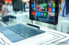 Samsung shows off Series 5 Hybrid PC Windows 8 transforming tablet concept