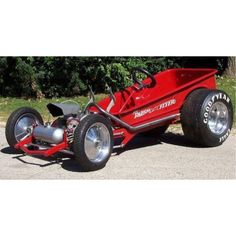 Radio Flyer Hot Rod