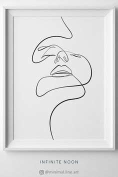 Abstract Female Face Print Printable One Line Drawing - Abstract Female Face Print Printable One Line Drawing Feminine Continuous Lines Minimalist Artwork Face Line Art Modern Wall Art Decor May Minimal Line Illustration One Line Drawing Print Illustration Ligne, Line Illustration, Illustration Fashion, Art Illustrations, Drawing Faces, Art Drawings, Drawing Drawing, Face Line Drawing, Art Sketches
