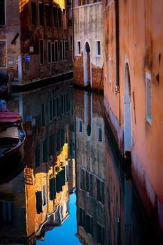 Emanuela Rizzo - Google+ Venice © Aivars Akmenkalns On 500px #Venezia #Venice #awesome #Italy