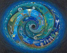 Spiral Speak by Sam Brown