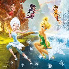 Disney Fairies - Disney Fairies Photo (33890086) - Fanpop
