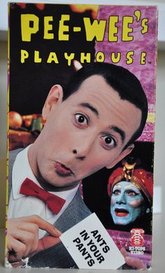 Pee-Wee's Playhouse freed my inner child (and taught me that it is NOT okay to touch myself at a theatre - even if the movie is a porno).