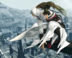 assassin's creed altair wings - Google Search