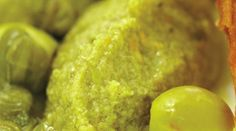 Receita de patê de azeitonas verdes