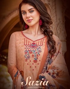 NOORIE ART SAZIA DIGITAL PRINTED PURE LOAN COTTON WITH WORK DRESS MATERIAL AT WHOLESALE RATE Pakistani Salwar Kameez, Salwar Suits, Starting Your Own Business, Indian Ethnic Wear, Indiana, Digital Prints, Dresses For Work, Saree, Pure Products
