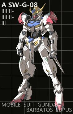 Media Tweets by -TP9- (@ctpt9r) | Twitter Arte Gundam, Gundam Art, Gunpla Custom, Custom Gundam, Character Concept, Character Design, Barbatos Lupus, Blood Orphans, Gundam Iron Blooded Orphans
