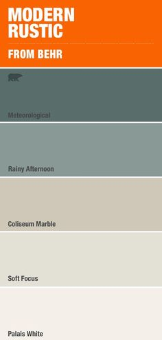 Nothing's more calming than this costal mix of blue and grey paint colors - Home decor interests Grey Paint Colors, Bedroom Paint Colors, Interior Paint Colors, Paint Colors For Home, House Colors, Calming Bedroom Colors, Calming Paint Colors, Soft Colors, Gray Paint