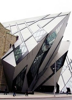 Royal Ontario Museum, Toronto -  Architects: Frank Darling, John A. Pearson