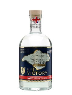 HMS Victory Navy Force Gin 70cl