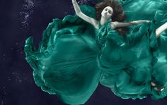 Alix Malka - Subaquatic Photography  I *love* this style of photography! So elegant!