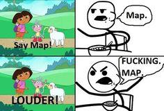 hahahahahhaa DORA.