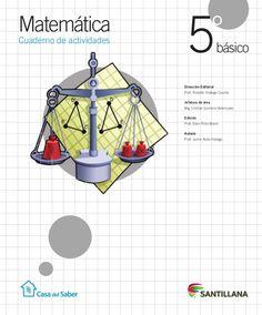 Cuaderno Actividades Matemática 5º