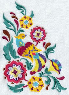 traditional mexican embroidery patterns - Google Search