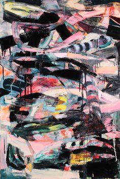"""Saatchi Online Artist: Galen Cheney; Oil, 2012, Painting """"Ride"""""""