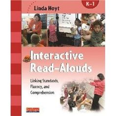 I love Linda Hoyt books. I use this book all of the time! Need to teach a lesson on character analysis, cause and effect, or inferencing....use this book to find it. There are read aloud suggestions for teaching standards, fluency, and comprehension.