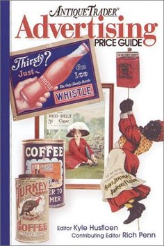 Antique Trader Advertising Price Guide | Used Books from Thrift Books