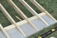 Build a Shed Ramp 11