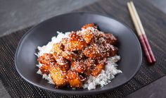 Honey Sesame Chicken recipe - Everyday Gourmet with Justine Schofield